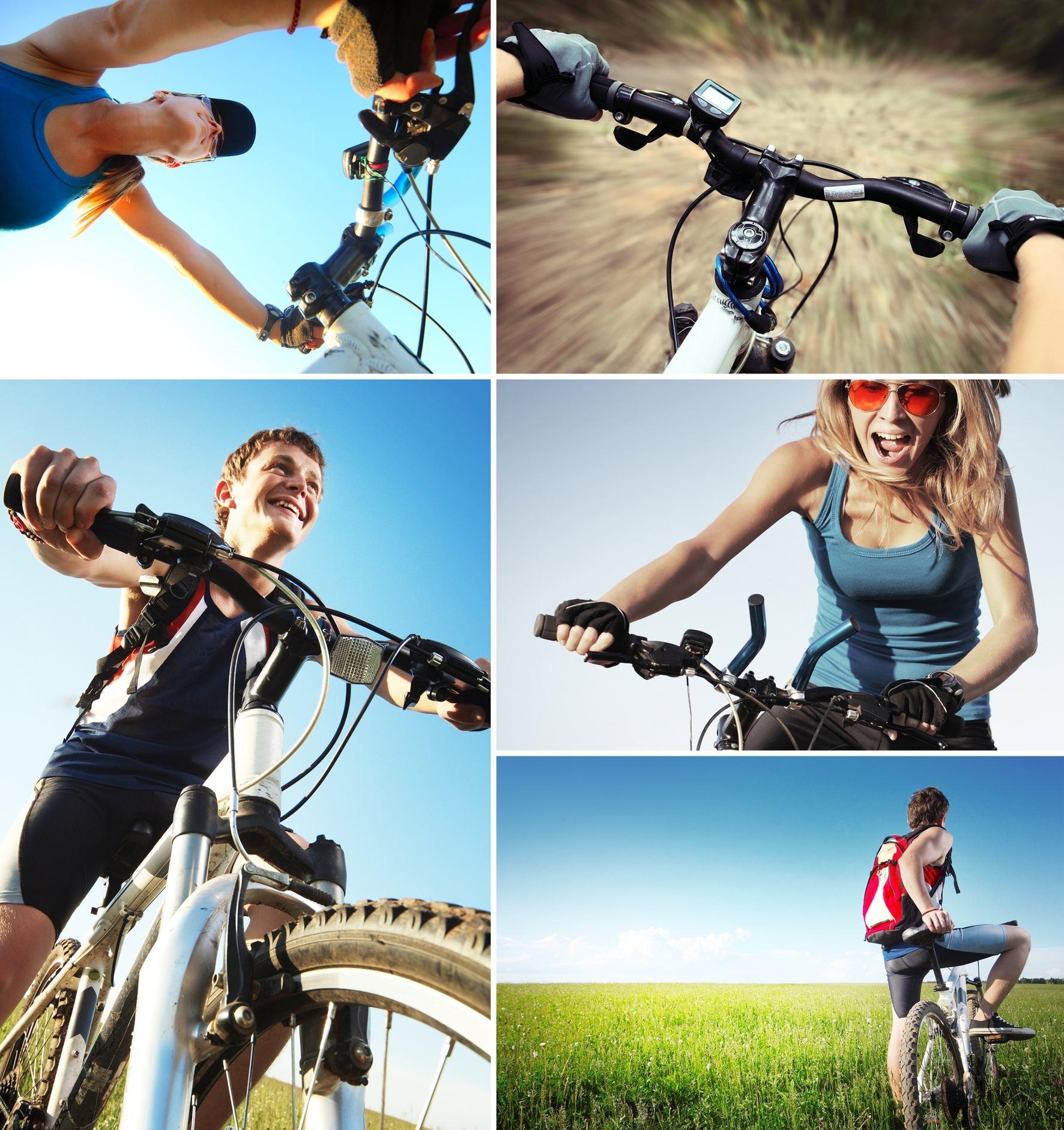 Wyposażenie do rowerów to nasza pasja
